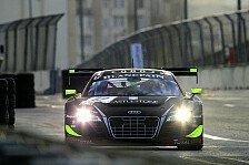 Blancpain GT Serien - Mit Unterbrechungen in die Dunkelheit: Baku-Quali: Rast eine Klasse f�r sich