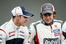 Formel 1 - Paydriver bald in der �berzahl: F�r Brundle l�uft in F1 etwas gewaltig schief