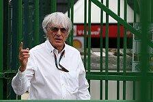 Formel 1 - Kampf gegen die Regelbrecher: Ecclestone: 1 Million Euro f�r Informanten