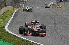 Formel 1 - Vergeblich auf Regen gewartet: Perez: Aufholjagd zum Abschied