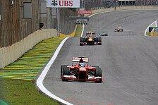 Formel 1 - Massa h�tte Podium holen k�nnen: Alonso: Vergeblich gewartet