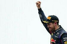 Formel 1 - Die letzten Jahre nichts Au�ergew�hnliches: Vettel: Hoffe auf ausgeglichenes Feld 2014