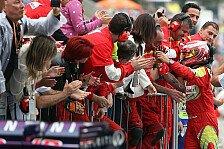 Formel 1 - Bilderserie: Brasilien GP - Fahrer-Analyse