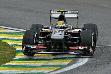 Formel 1 - Gutierrez zweite Sauber-Saison: Gerechtfertigt?