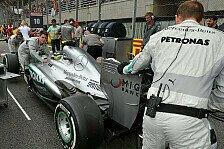 Formel 1 - H�tten ihn informieren m�ssen: Brawn nimmt Hamilton-Crash auf Kappe des Teams
