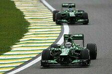 Formel 1 - Caterham sucht Mischung aus Erfahrung und Jugend