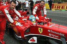 Formel 1 - Sch�ner Vorteil f�r Ferrari: Ferrari: Hand in Hand gegen Red Bull