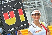 Formel 1 - Rosberg auf Papas Spuren: Neue Startnummer-Regel: W�nsch dir was!