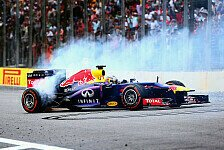 Formel 1 - Doppelte Punkte & legale Donuts: Sportliches Reglement - Die �nderungen 2014