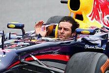 Formel 1 - Der letzte Arbeitstag: Markus' Highlight 2013: Der helmlose Webber