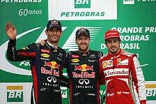 Formel 1 - Bilderserie: Brasilien GP - Statistiken zum Saisonfinale
