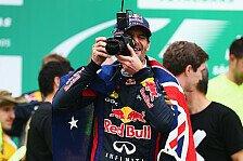 Formel 1 - Kann Ricciardo gewinnen? Definitiv!: Webber als Co-Kommentator in Melbourne