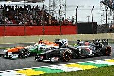 Formel 1 - Di Resta Richtung DTM: Sutil: Bekanntgabe n�chste Woche