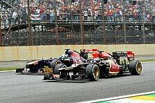 Formel 1 - Erst gar keine Rennen, dann schlechte Rennen: Schlechtes Jahr f�r Kovalainen