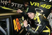 Valentino Rossi fährt GT-Rennen statt Monza Rally Show