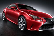 Auto - Video: Der Lexus RC