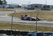 IndyCar - Unterwegs in Sebring: Montoya: Erste Testfahrten f�r Penske