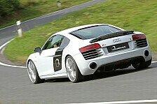 Auto - Bilder: Audi R8 V10 plus