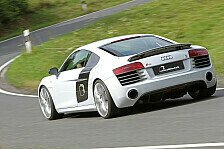 Auto - Audi R8 V10 plus