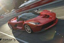 Forza 5: Neue Inhalte auch nach dem Erscheinen