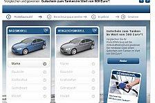 Formel 1 - Vergleichen & gewinnen: Gewinnspiel: 500 Euro Tankgutschein gewinnen