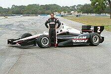 IndyCar - In jeder Formel gewonnen: Dixon erwartet Siege von Montoya