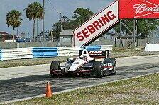 IndyCar - Bilder: Montoya testet f�r Penske