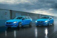 Auto - Modifikationen an Fahrwerk, Getriebe und Bremsen: Weltpremiere f�r Volvo Polestar Sportmodelle