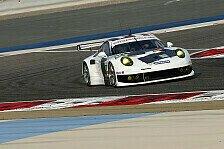 WEC - Zwei Porsche 911 RSR am Start: Porsche auch 2014 mit GT-Werkseinsatz