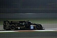WEC - Entt�uschendes Finale: Keine Rennrunde f�r Holzer in Bahrain
