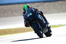 Superbike - Gemischter Testtag in Portimao: Laverty mit Suzuki an der Spitze