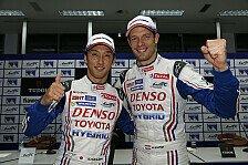 Formel 1 - Gl�cklich bei den Sportwagen: Nakajima: Formel 1 technisch langweilig