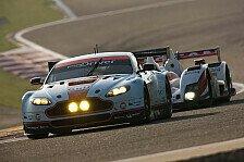 WEC - Nygaard, Poulsen, Thiim gewinnen Finalrennen in Bahrain : Young Driver AMR beendet Deb�tsaison mit Sieg