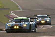 WEC - Zu viele Meisterschaften abgegeben: Aston Martin: Entt�uschung trotz Titelgewinn