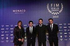 MotoGP - Patryk Dudek zu Rookie des Jahres gew�hlt: Marc Marquez ist FIM Rider of the Year