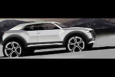 Auto - Neues Mitglied der Q-Familie: Audi beschlie�t Entwicklung des Q1