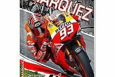 MotoGP - J�ngster MotoGP-Weltmeister aller Zeiten: Fan-Service - MotoGP-DVD zu Marc Marquez
