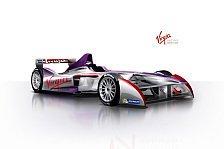 Formel E - Noch ein Platz frei: Virgin best�tigt Start in der Formel E