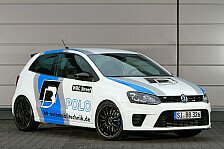 Auto - In drei Stufen zum Supersportler: 362 PS f�r den Polo R WRC Street