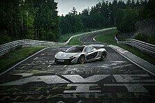 Auto - Beschleunigung Formel-1-gleich: Die Nordschleife aus McLaren-Fahrer-Sicht