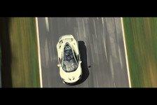 Auto - Nordschleifen-Zeit das Sahneh�ubchen: Button von McLaren-P1 beeindruckt