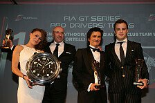 Blancpain GT Series - SRO-Preisgala in London