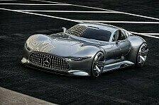Games - Sinnliche Klarheit in Perfektion: GT6: Der Mercedes AMG Vision Gran Turismo