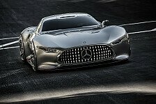 Games - Mercedes-Benz AMG Vision Gran Turismo