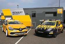 Mehr Motorsport - Packender Rennsport: Neu: Renault Clio Cup Central Europe