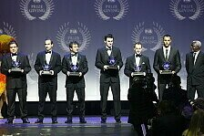 Formel 1 - Bilder: FIA Gala 2013 in Paris