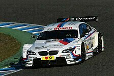 DTM - Video: Coronel testet f�r BMW