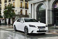 Auto - Bilder: Lexus GS 300h