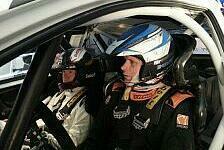 WRC - Hyundai testet am Polarkreis