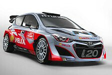 WRC - Trio im zweiten Hyundai i20: Hyundai verpflichtet Dani Sordo